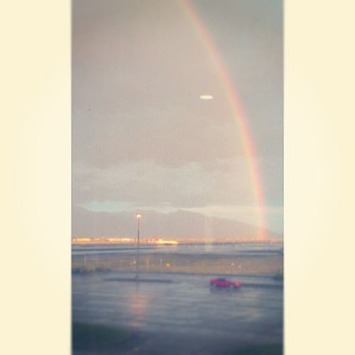 This makes up for all the grumpy ppl calling in. Rainbow Delta Airport Flydelta