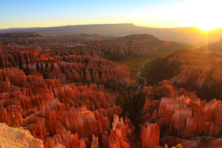 Bryce Canyon Rock Canon Sunset Travel Canyon Rock - Object Red Rock Landing Rock Photography Nature