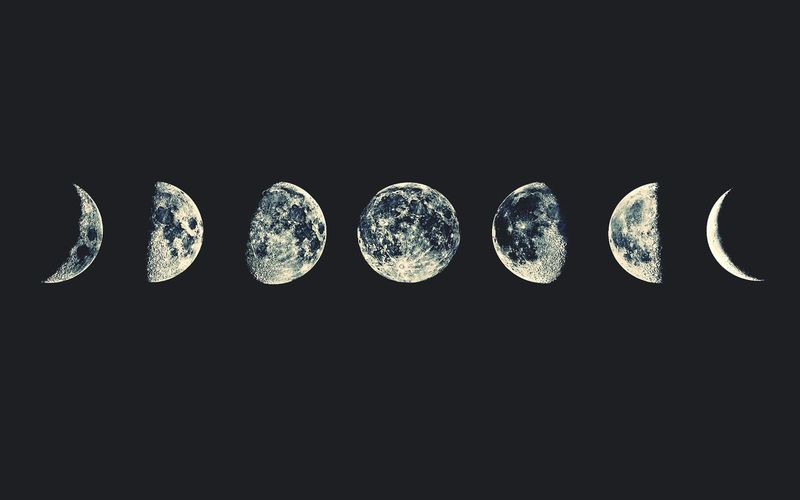 Moon! 🌚🌜🌛