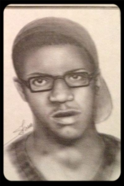 Suspect for my son killer please if you recognize him call crimline