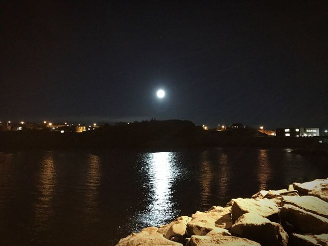 Full Moon Winter Morning No People Iceland Howling At The Moon Meditation Medicine Night Reflection Moon Illuminated Sky Water Nature Scenics Outdoors Sea Beauty In Nature EyEmNewHere EyeEmNewHere