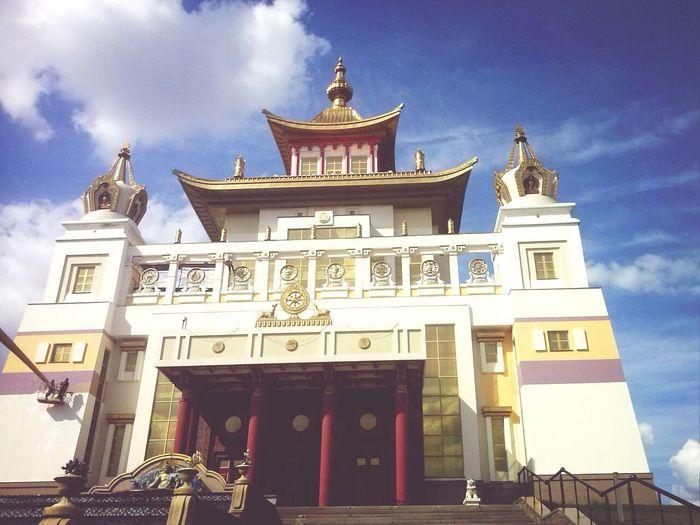 Хурул. Золотая оьитель Будды Шакьямуни