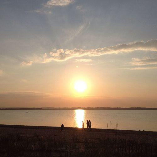 IPSNoFilter Sunset Sea