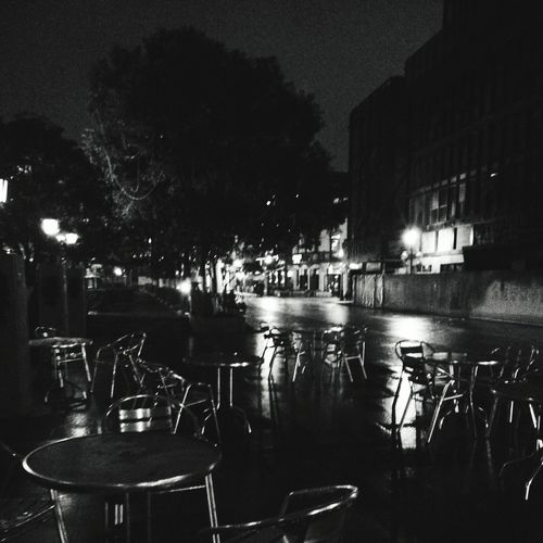 Streetphotography Black And White Rainy Day