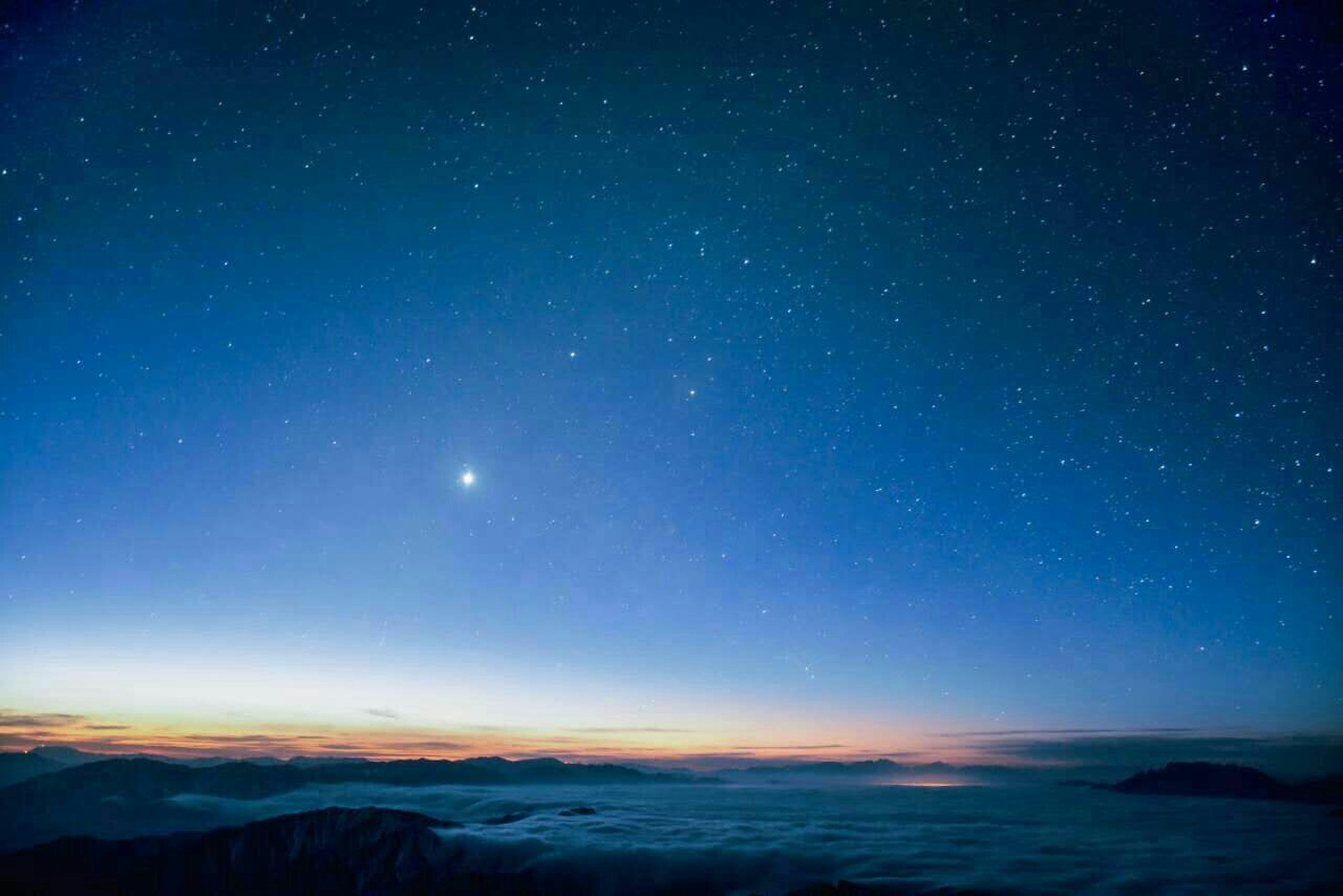 night, scenics, tranquil scene, beauty in nature, tranquility, star - space, astronomy, star field, sky, space, nature, star, galaxy, idyllic, majestic, landscape, infinity, snow, mountain, moon