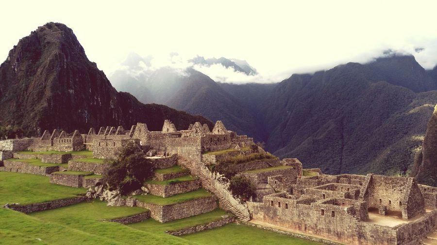 Machu Picchu Peru Iskayñañantin First Eyeem Photo