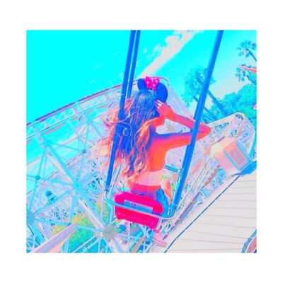 Amusement park🎡😎⛅️