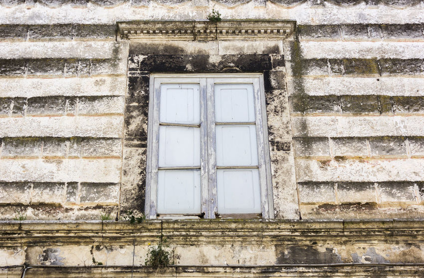 Nobility Textured  Architectural Detail Architecture Building Exterior Built Structure Old Buildings Window Window Frame