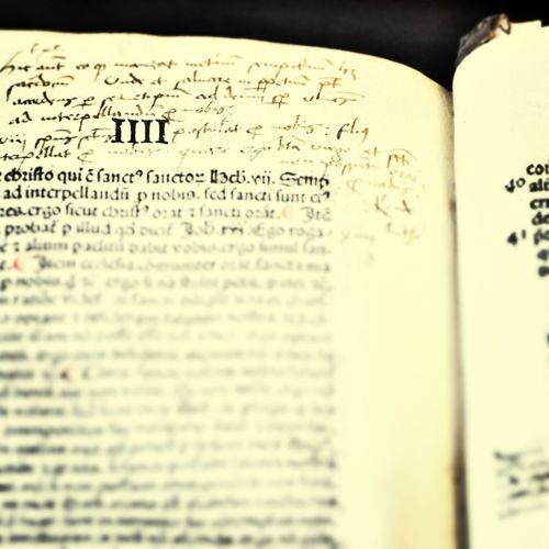 Book Inkunabunał Oldbooks Copernicus