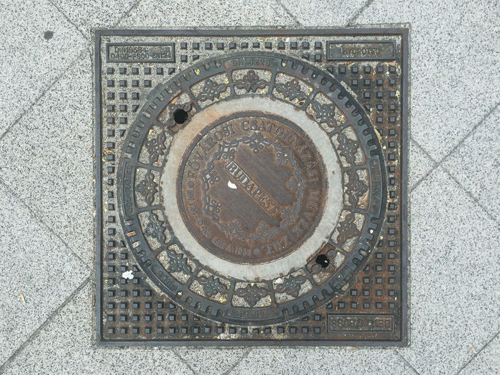 Travel Travel Photography Architecture Circle Close-up Craft Day Design Directly Above Geometric Shape High Angle View Lid Manhole  Metal No People Ornate Outdoors Pattern Paving Stone Shape Single Object Street Text Tile Tiled Floor