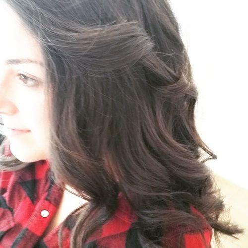 GrammyHair2015 Hairinspiration Hairstyle BeverlyHillsHairColorist BeverlyHills patricialynnlaas @Patricialynnlaashairco blowout blowdry curls 3daybender