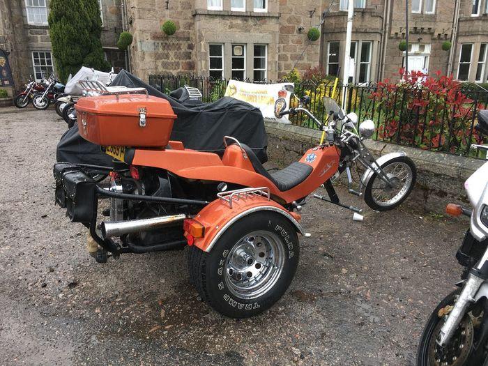 Motorcycles Trikebike Bikes Scotland British Legion