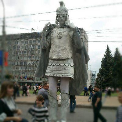 Living Sculpture ДеньЄвропи Винница Vnua
