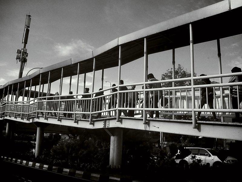Crossing Jakarta Indonesia Jakartaphotography Street Photography