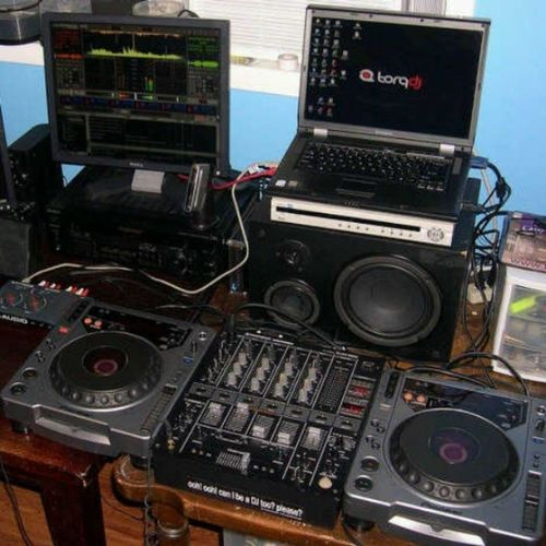 Working Pioneer Mixer Tarq studios provides december set ♚