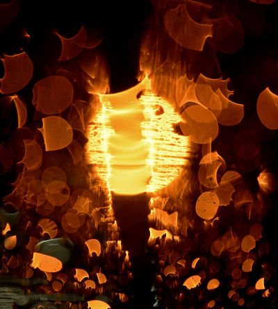 Art ArtWork Bonding Burning Flame Glowing Heat - Temperature Motion Multiple Layers Nature's Beauty Nature's Diversities No Photoshop Supernatural Surface Level Textures And Surfaces Deformation Fine Art Photography
