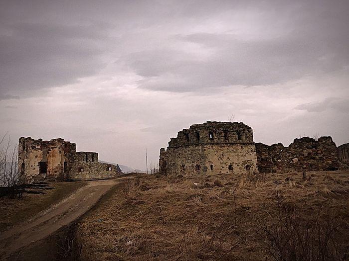 Ancestors Call Карпаты Carpathians Castle