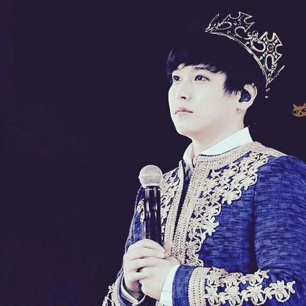 Sungmin Super Junior My King Kpop