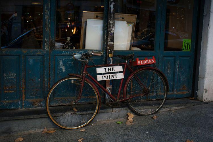 Bicicleta Rastro Vintage Streetphotography Street Bicycle City
