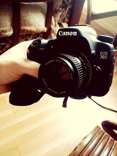 Smc Takumar Vintage Lenses Canon70d