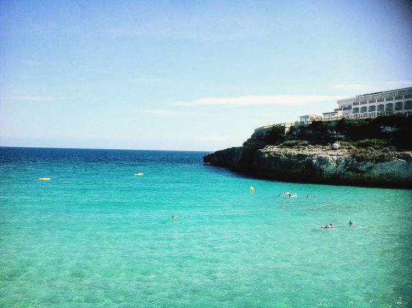 SPAIN Mallorca Calas