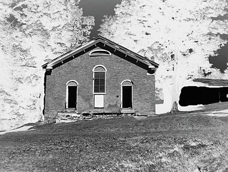 Black And White Rural Decay Churchporn Negative Vermont Architecture_bw Telling Stories Differently The Architect - 2016 EyeEm Awards