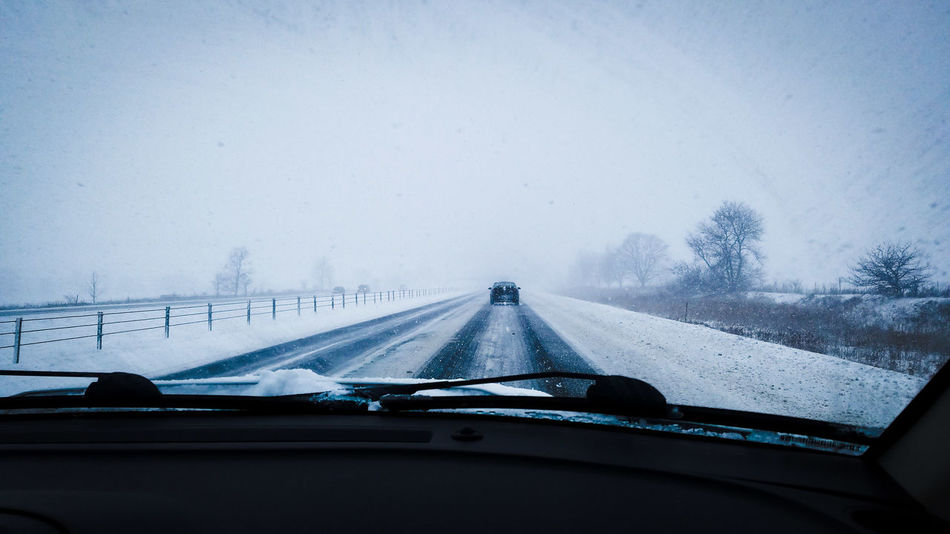 A Precarious Drive Snow Transportation Winter Cold Temperature Windshield Vehicle Interior Weather Snowing Land Vehicle Nature No People Journey Travel Car Windshield Wiper Mode Of Transport Scenic Landscapes Road Car Point Of View Scenic Drive Scenic Trees Nature Beauty In Nature The Traveler - 2018 EyeEm Awards The Great Outdoors - 2018 EyeEm Awards