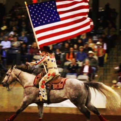 Rodeo Texasrodeo Prettyhorses Americanflag Horsegirl Texas Bootsandhats Bigshow Rodeoscene Starsandstripes Girl Power