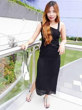 Hi Ootd BlackDress Casualdress Self Portrait Just Being Me Simply Stunning Lookfortoday Fashion Express Yourself Smiling Stay True, Be YOU ❥ Keepitsimple Keeping It Classy Keep It Simple