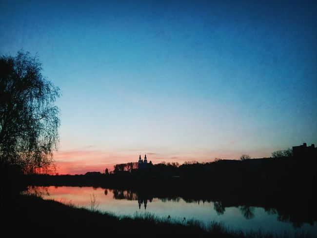 Polotsk Wonderful Belarus Landscape