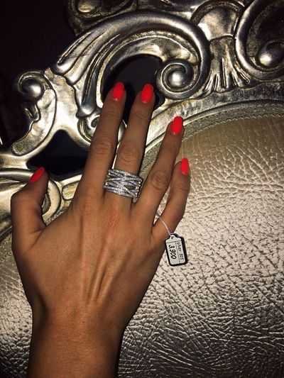 Brilliant Silver  серебро маникюр  маникюрспб Model Beauty Manicure Like Like4like First Eyeem Photo