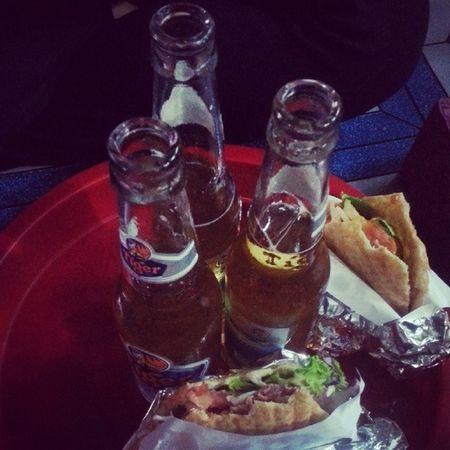 enjoy the life Beer Kebab Buivien