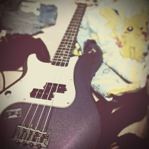 Music is my life. No one could ever take it away from me. Female Bassist Bassists Rule