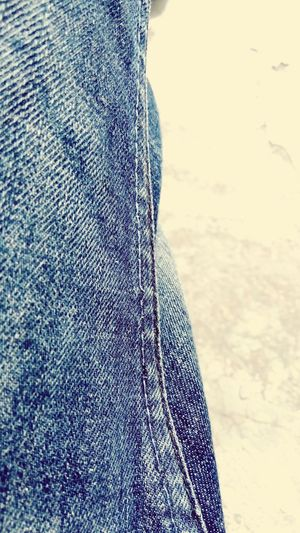 Jeans Intex Power Closeupshot Hot Day