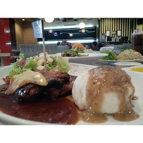 Training Menu2013 Bccsmg Bccjogja bccsolo chicken steak @BCCRaflesiaYGY
