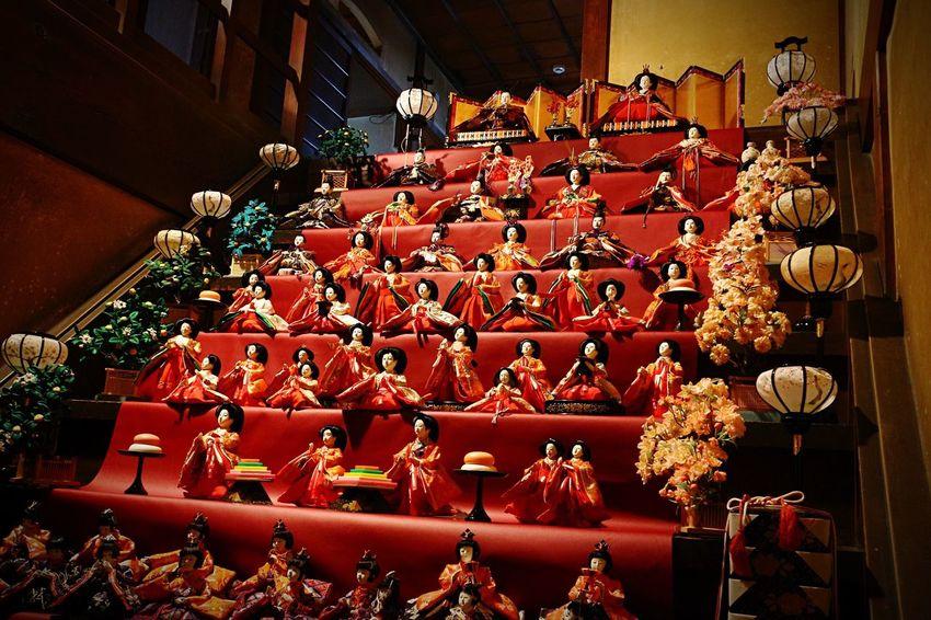 Hinamatsuri 雛祭り ファインダー越しの私の世界 Dolls