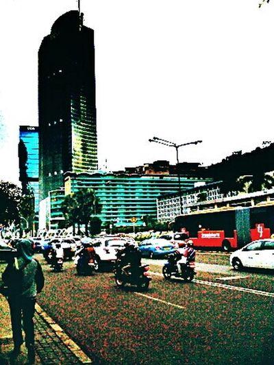 Jalan MH.Thamrin, Jakarta