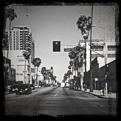 Sunset & Gower...not in Technicolor though lol