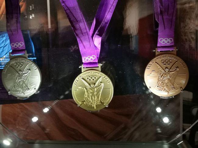 Medals Olypics 2012olympics