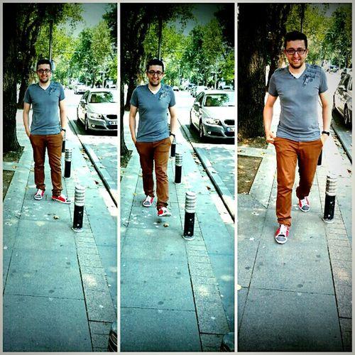 Güzel insanlara gülümsemek lazım... Güzelinsanlar Istanbul Turkey Bagdatcaddesi Istanbuldayasam