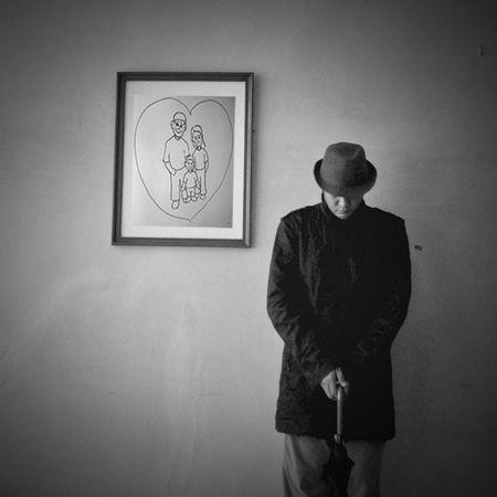 Blackandwhite Taking Photos Selfportrait Eye4photography