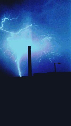 lightning HUAWEI Photo Award: After Dark Lightning Forked Lightning Astronomy Illuminated Silhouette Weather Sky Landscape