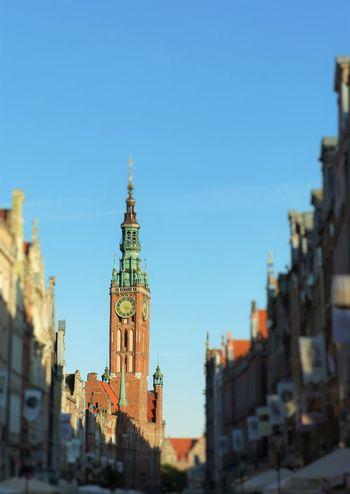 #Danzig #Gdansk #OldTown #Poland Architecture Building City