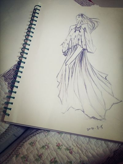 Designer  Design Fashion Design Drawing