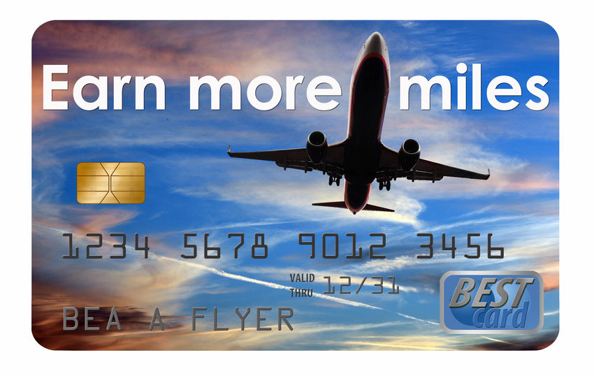 Airline rewards, frequent flyer reward, miles awards are all illustrated in this 3-D illustration of an air rewards credit card. Passenger Air Miles Air Rewards Airliner Airplane Card Close-up Credit Credit Card Credit Card Rewards Frequent Flyer No People Points Rewards Program