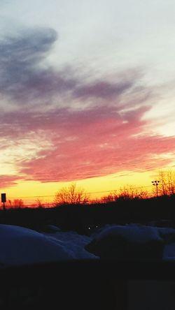 Sunset Rhodeisland PhonePhotography Beautiful