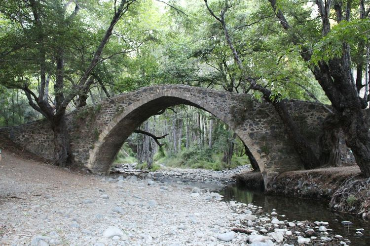 Kelefos, venetian Bridge Troodos mountains, Cyprus Architecture