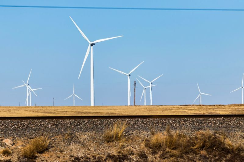 EyeEm Selects Wind Power Wind Turbine Environmental Conservation Alternative Energy Renewable Energy Fuel And Power Generation Rural Scene Windmill Outdoors Industrial Windmill Field Landscape Technology
