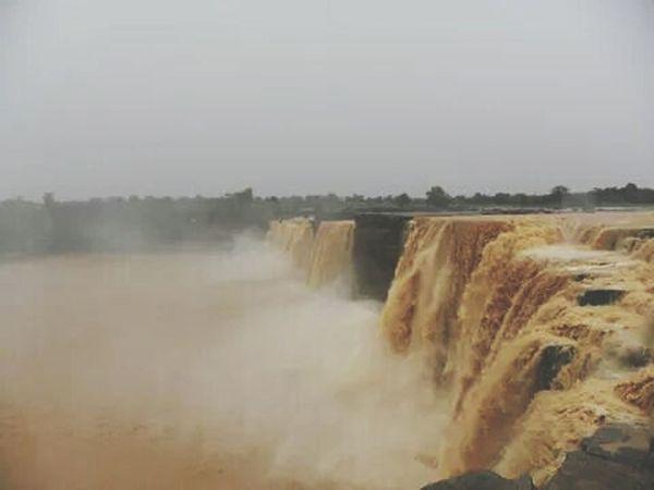 Chitrakoot Falls Water Falls Bastar Travel India