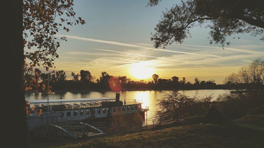 Glitch Sunrise